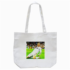 Cristiano Ronaldo  Tote Bag (White)