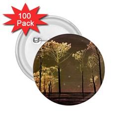 Fantasy Landscape 2 25  Button (100 Pack)