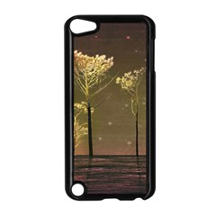 Fantasy Landscape Apple iPod Touch 5 Case (Black)