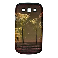 Fantasy Landscape Samsung Galaxy S III Classic Hardshell Case (PC+Silicone)