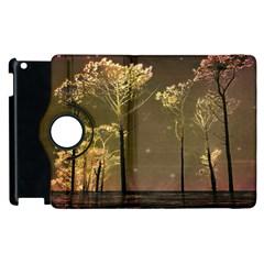 Fantasy Landscape Apple Ipad 3/4 Flip 360 Case