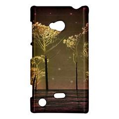 Fantasy Landscape Nokia Lumia 720 Hardshell Case