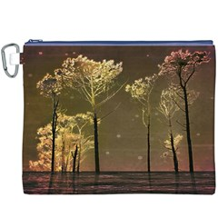 Fantasy Landscape Canvas Cosmetic Bag (XXXL)