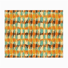 Shredded Abstract Background Glasses Cloth (small, Two Sides)