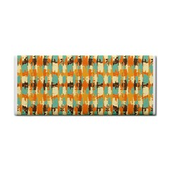 Shredded Abstract Background Hand Towel