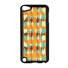 Shredded abstract background Apple iPod Touch 5 Case (Black)