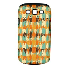 Shredded abstract background Samsung Galaxy S III Classic Hardshell Case (PC+Silicone)
