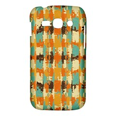 Shredded abstract background Samsung Galaxy Ace 3 S7272 Hardshell Case