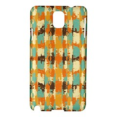 Shredded abstract background Samsung Galaxy Note 3 N9005 Hardshell Case