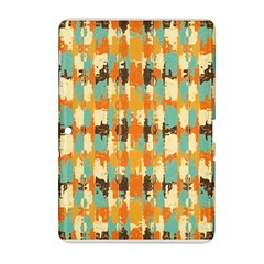 Shredded Abstract Background Samsung Galaxy Tab 2 (10 1 ) P5100 Hardshell Case