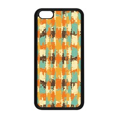 Shredded Abstract Background Apple Iphone 5c Seamless Case (black)