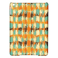 Shredded Abstract Background Apple Ipad Air Hardshell Case