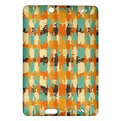 Shredded abstract background Kindle Fire HD (2013) Hardshell Case