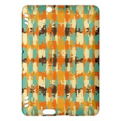 Shredded abstract background Kindle Fire HDX Hardshell Case