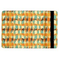 Shredded abstract background Apple iPad Air Flip Case