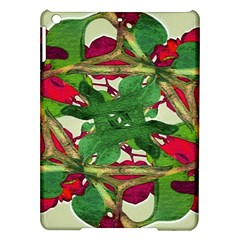 Floral Print Colorful Pattern Apple Ipad Air Hardshell Case