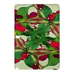 Floral Print Colorful Pattern Samsung Galaxy Tab Pro 12.2 Hardshell Case