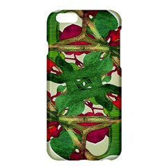 Floral Print Colorful Pattern Apple Iphone 6 Plus Hardshell Case