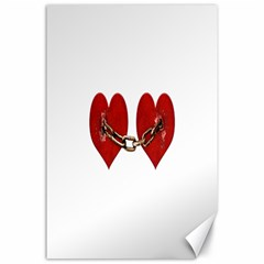 Unbreakable Love Concept Canvas 24  X 36  (unframed)