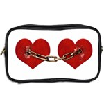 Unbreakable Love Concept Travel Toiletry Bag (Two Sides) Back