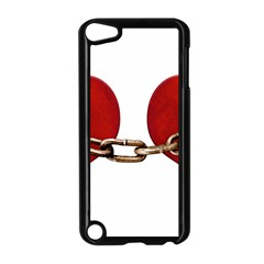 Unbreakable Love Concept Apple iPod Touch 5 Case (Black)