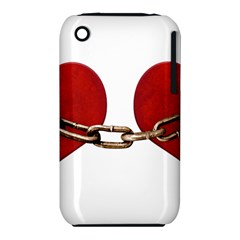Unbreakable Love Concept Apple iPhone 3G/3GS Hardshell Case (PC+Silicone)