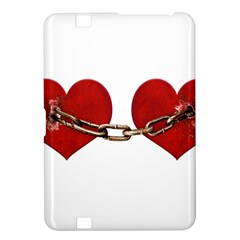 Unbreakable Love Concept Kindle Fire Hd 8 9  Hardshell Case