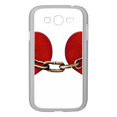 Unbreakable Love Concept Samsung Galaxy Grand DUOS I9082 Case (White)