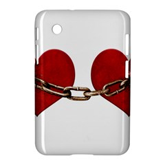Unbreakable Love Concept Samsung Galaxy Tab 2 (7 ) P3100 Hardshell Case