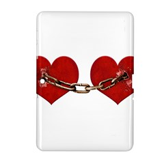 Unbreakable Love Concept Samsung Galaxy Tab 2 (10.1 ) P5100 Hardshell Case