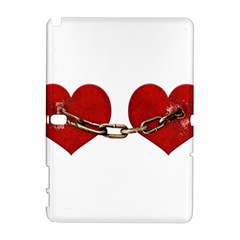 Unbreakable Love Concept Samsung Galaxy Note 10.1 (P600) Hardshell Case