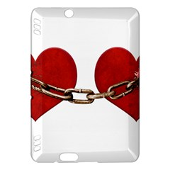 Unbreakable Love Concept Kindle Fire HDX Hardshell Case
