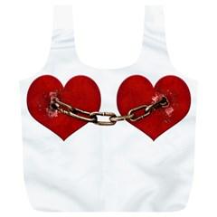 Unbreakable Love Concept Reusable Bag (XL)