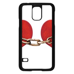 Unbreakable Love Concept Samsung Galaxy S5 Case (Black)