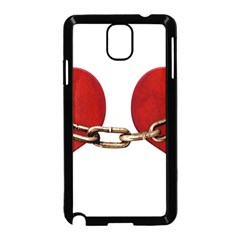 Unbreakable Love Concept Samsung Galaxy Note 3 Neo Hardshell Case (black)