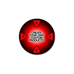 Create Your Own Custom Products And Gifts Golf Ball Marker 4 Pack