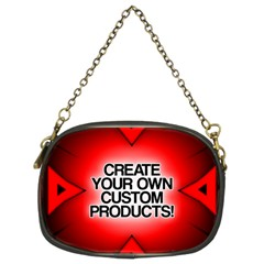 Create Your Own Custom Products And Gifts Chain Purse (two Sided)