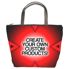 Create Your Own Custom Products And Gifts Bucket Handbag