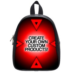 Create Your Own Custom Products And Gifts School Bag (small)
