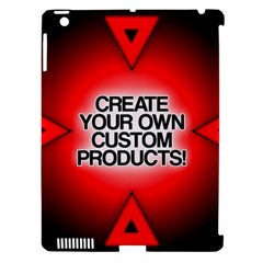 Create Your Own Custom Products And Gifts Apple Ipad 3/4 Hardshell Case (compatible With Smart Cover)