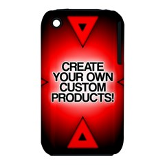 Create Your Own Custom Products And Gifts Apple iPhone 3G/3GS Hardshell Case (PC+Silicone)