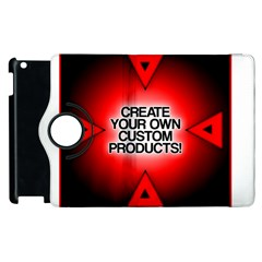 Create Your Own Custom Products And Gifts Apple iPad 2 Flip 360 Case