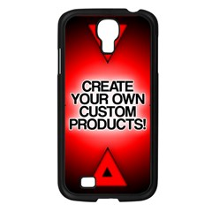 Create Your Own Custom Products And Gifts Samsung Galaxy S4 I9500/ I9505 Case (black)