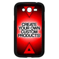 Create Your Own Custom Products And Gifts Samsung Galaxy Grand Duos I9082 Case (black)