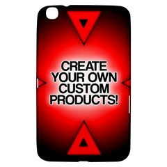 Create Your Own Custom Products And Gifts Samsung Galaxy Tab 3 (8 ) T3100 Hardshell Case