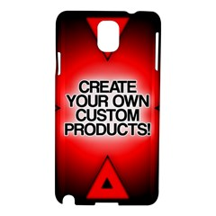 Create Your Own Custom Products And Gifts Samsung Galaxy Note 3 N9005 Hardshell Case