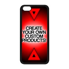 Create Your Own Custom Products And Gifts Apple iPhone 5C Seamless Case (Black)