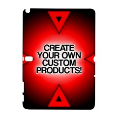 Create Your Own Custom Products And Gifts Samsung Galaxy Note 10.1 (P600) Hardshell Case