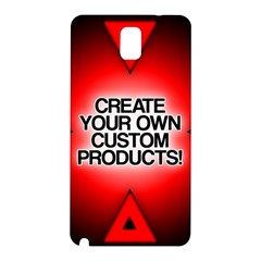 Create Your Own Custom Products And Gifts Samsung Galaxy Note 3 N9005 Hardshell Back Case
