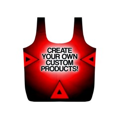 Create Your Own Custom Products And Gifts Reusable Bag (S)